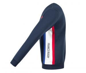 Sweat-shirt FFR France Rugby Bleu