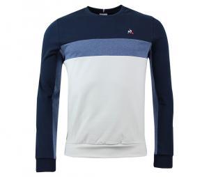 Sweat Tricolore 1 bleu/blanc