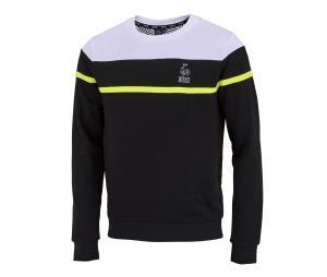 Sweat-shirt France Lifestyle Noir/Blanc