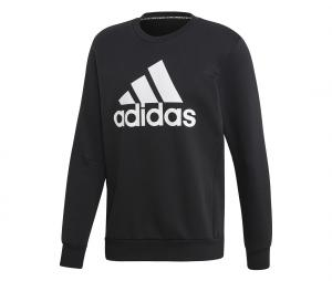 Sweat-shirt adidas Must Haves Badge of Sport Noir