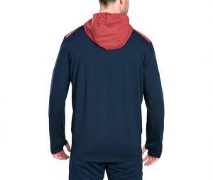 Veste à capuche Angleterre Bleu/Rouge