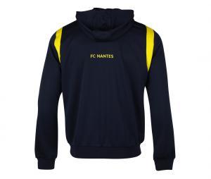 Veste à capuche FC Nantes Bleu