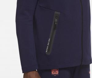 Veste à capuche Chelsea Tech Pack Violet