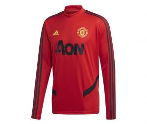 Training top Manchester United Rouge