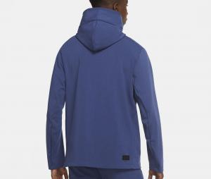 Veste à capuche Tottenham Tech Pack Bleu