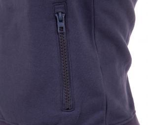 Veste Molleton Camberabero Bleu