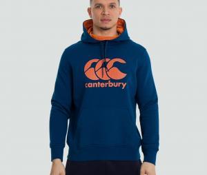 Sweat à capuche Canterbury Bleu