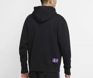 Veste à capuche Jordan x PSG Fleece Noir