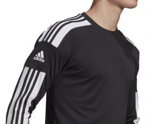 Maillot Manches Longues adidas Squadra 21 Noir