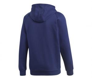 Sweat à capuche adidas Core 18 Bleu