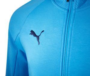 Veste à capuche OM Casuals Bleu
