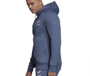 Veste à capuche All Blacks Bleu