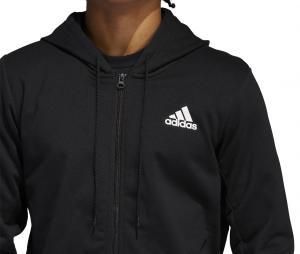 Veste de Basketball adidas Noir