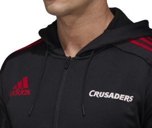 Sweat à capuche Crusaders Noir