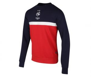 Sweat-shirt France Rouge/Bleu Junior