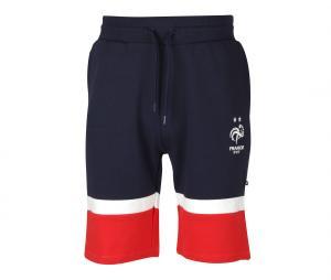 Short France Bleu/Rouge Junior