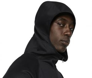 Veste à capuche Nike Spotlight Noir