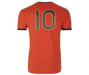 T-shirt Belgique Rouge Junior