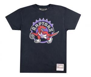 T-shirt Toronto Raptors, Noir
