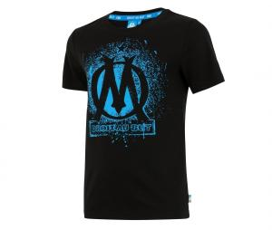 T-shirt OM Logo Noir