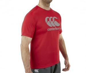 T-shirt Canterbury Vapor Rouge