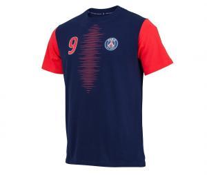 T-shirt PSG Cavani N°9 Bleu Junior