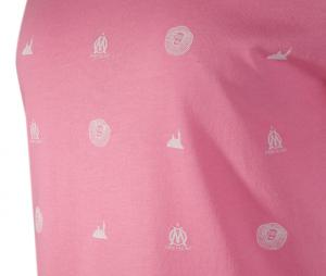 OM Graphic Woman's Tee-shirt Pink
