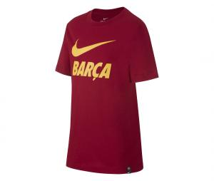 T-shirt Barça Rouge Junior