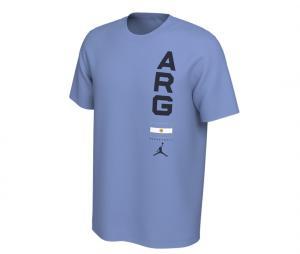 T-shirt Argentina Team Violet