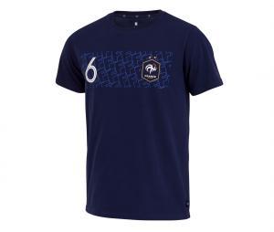 T-shirt Pogba 6 Player Bleu Junior