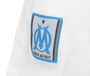 OM Wording White T-shirt