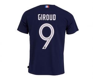 T-shirt Giroud 9 Player Bleu Junior