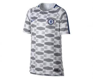 Maillot Pré-Match Chelsea  Squad Gris Junior