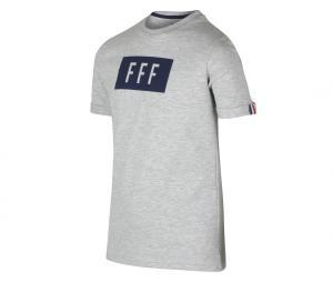 T-shirt France Cartouche Gris Junior