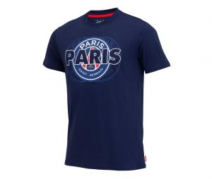 T-shirt PSG Bleu Junior