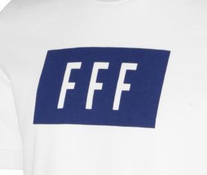 T-shirt France Cartouche Blanc Junior