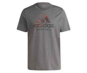 T-shirt adidas Handball Graphic Gris