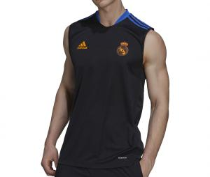 Débardeur Real Madrid Tiro Noir