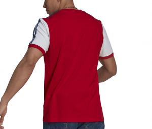 T-shirt Arsenal 3 Stripes Rouge