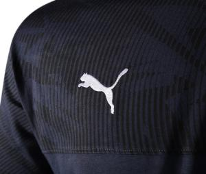 Camiseta OM Casuals Azul Júnior