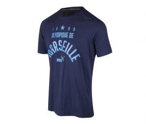 Camiseta OM Premium Azul