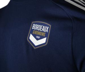 T-shirt Bordeaux Bleu