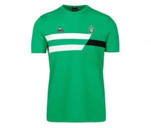 T-shirt AS Saint-Etienne Présentation Vert
