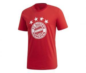 T-shirt Bayern Munich DNA Graphic Rouge