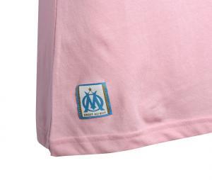 Camiseta OM Logo Rosa Mujer
