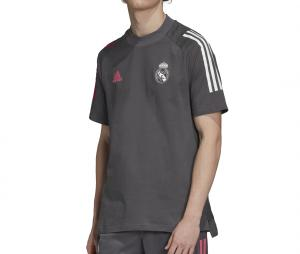 T-shirt Real Madrid Gris
