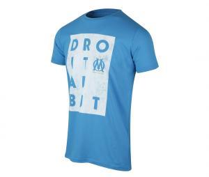 T-shirt OM Bleu Junior