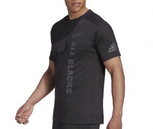 T-shirt All Blacks Supporters Noir