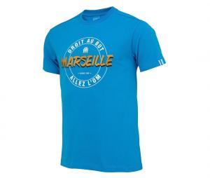 T-shirt OM Graphic Bleu Junior