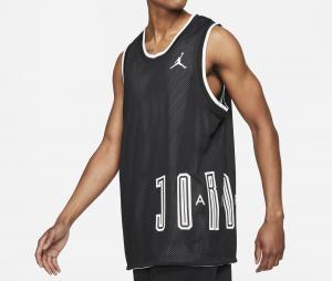 Débardeur Réversible Jordan Sport DNA Noir/Blanc